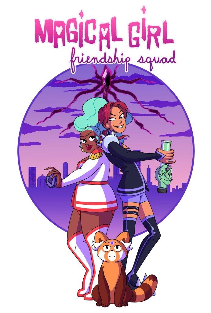 Magical Girl Friendship Squad!